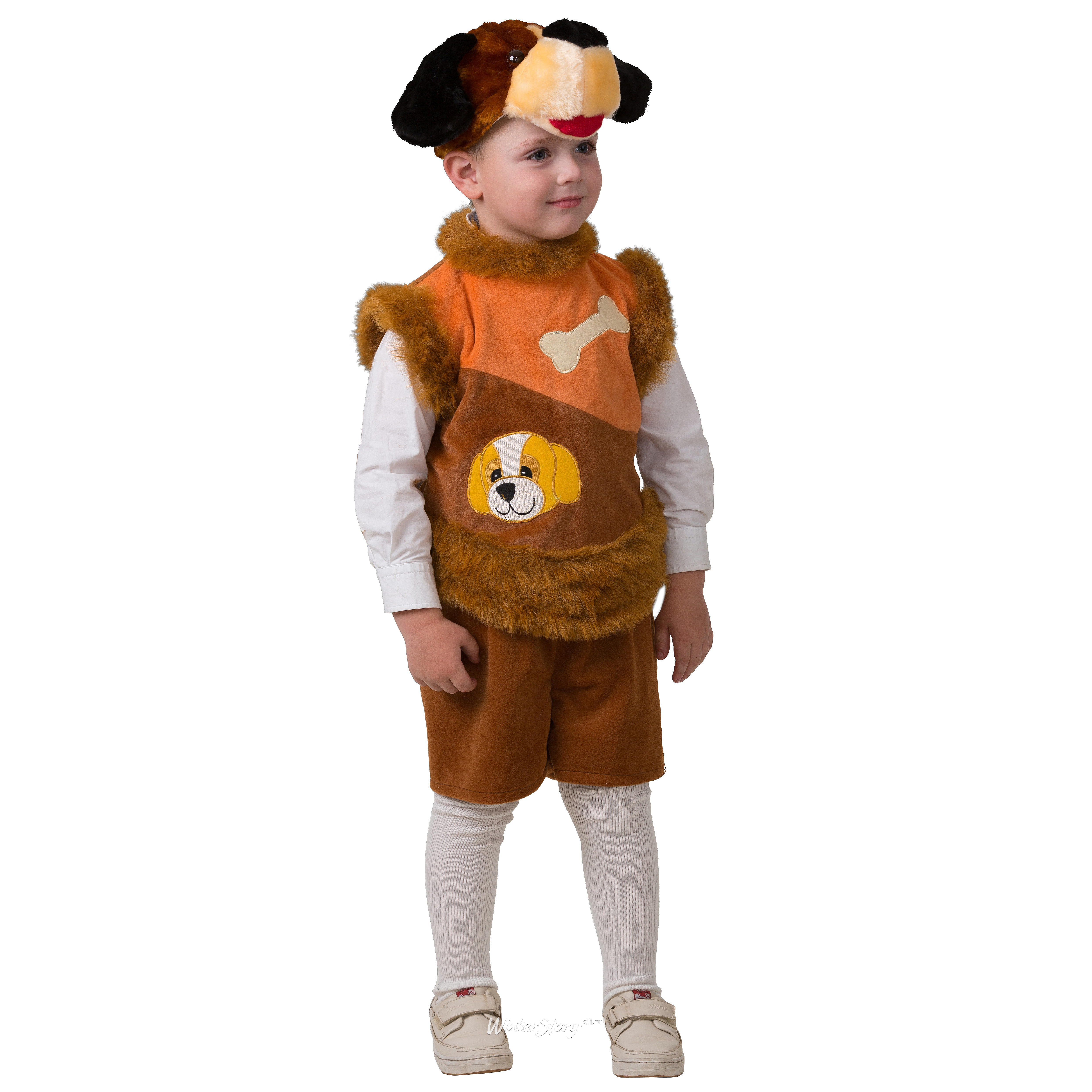 Новогодние костюмы для детей своим руками