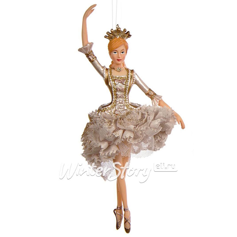 Подвеска балерины своими руками