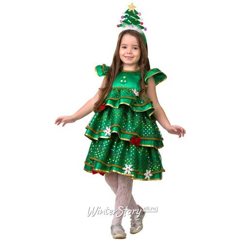 Детский карнавальный костюм Елочка-Малышка, 4-5 лет, рост ... - photo#14