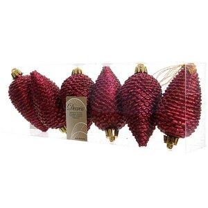 Украшение Kaemingk Набор шаров 12шт Lilac 945529M