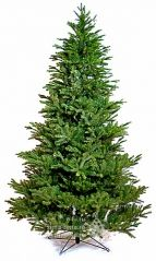 Искусственная елка ХиллКрест 152 cм, ЛИТАЯ + ПВХ National Tree Company фото 1