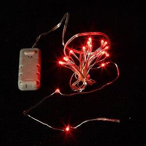 Гирлянда SnowHouse Световой занавес светодиодная OLDCL925-TR-E Red
